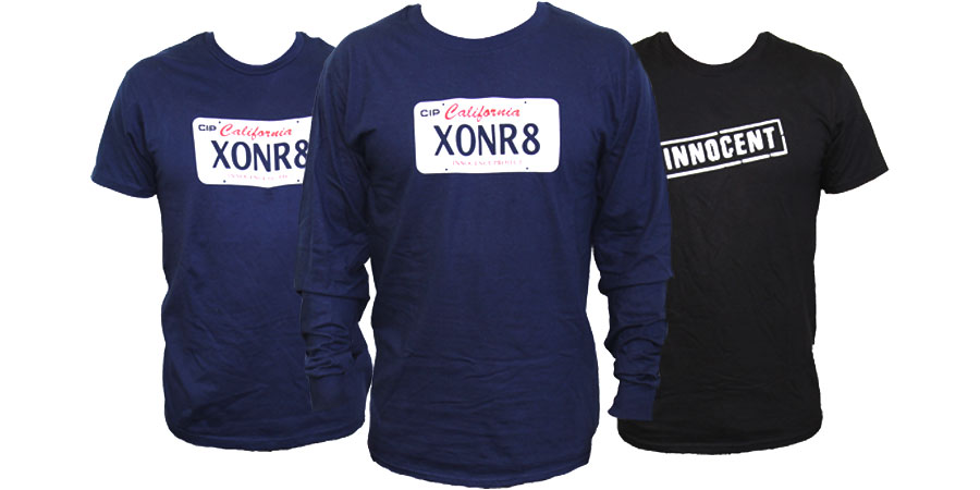 California Innocence Project - XONR8 Gear
