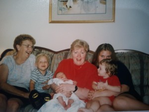CA Innocence Project client Suzanne Johnson and Family