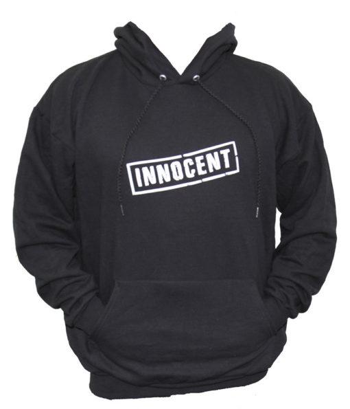Black Innocent Hoodie