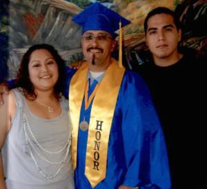 CA INNOCENT PROJECT client Luis Vargas