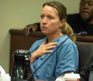 Kim Long reacts to court decision. Photo Credit: Joseph Lapin, Circa Interactive