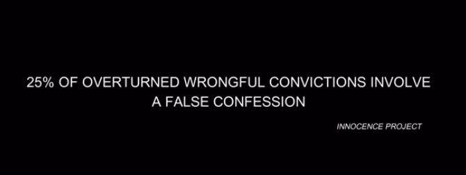False Testimony/Confessions | False Confession Cases | CIP
