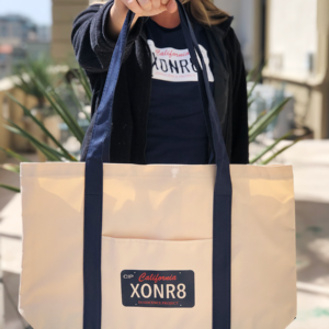 XONR8 Tote Bag